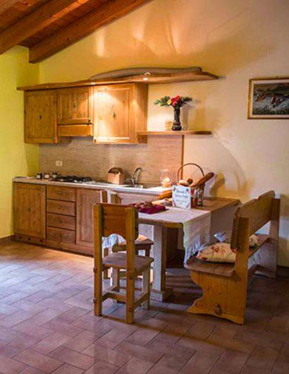Appartamento Mora Agriturismo Trapletti