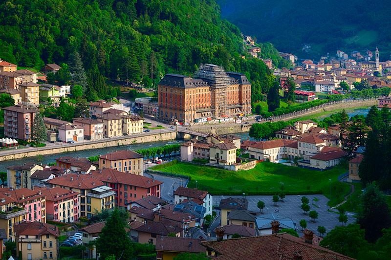 San Pellegrino Terme - Agriturismo Trapletti
