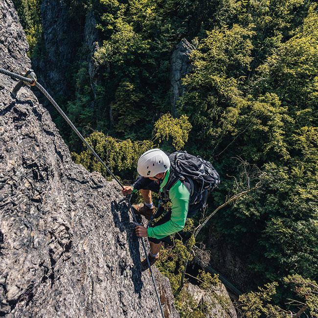 Servizi Free Climbing Agriturismo Trapletti