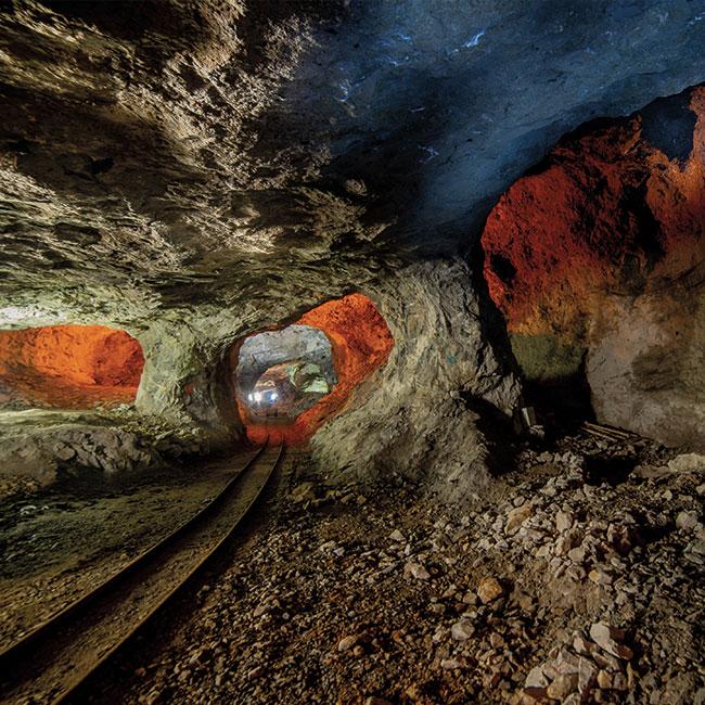 Territorio Dossena Miniere e Grotte Agriturismo Trapletti